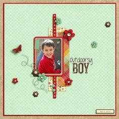 Outdoorsy Boy