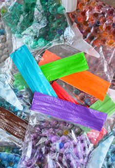 10 Beautiful and Engaging Sensory Art Activities for Toddlers - Meri Cherry