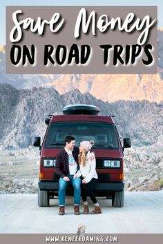 Road trips are something I would encourage everyone to do. Either solo or with a group, once or twice per year. It's an awesome way to travel and enjoy your adventure at a steady pace. However, some of us hesitate to get out there because, let's admit it, we're afraid that it can be more expensive than just traveling to one location. But, honestly, you don't have to be afraid especially if you stick to your budget and follow these tips. Use these tips to save money on roa