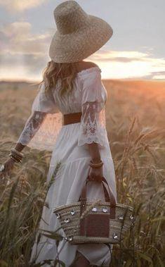 Fields Of Gold, Wheat Fields, Bohemian, Wedding Dresses, Summer, Women, Sorting, Mood, Instagram