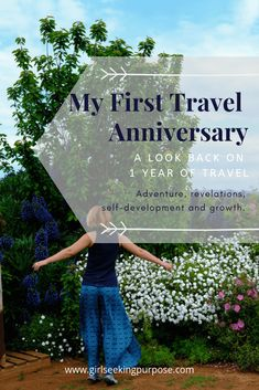 A break down and reflection on one year of travel on my first travel anniversary. A year of self exploration, travel, work-life balance and adventure! Hiking Tent, Self Exploration, In Patagonia, Day Hike, What Is Life About, First Year, Self Development, Solo Travel, Looking Back