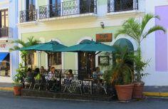 Cafe Puerto Rico Restaurant, Old San Juan Puerto Rico