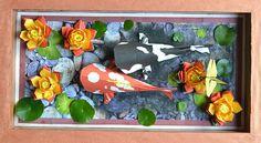 Origami water by jeki.yandar, via Flickr