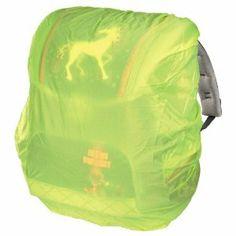 Hama Regen-/Sicherheitshülle für Schulranzen, auffällige gelbe Warnfarbe: Amazon.de: Koffer, Rucksäcke & Taschen