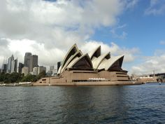 Experienced the Sydney Oprah House in person!