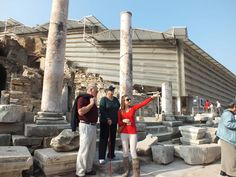 Clientes en un Tour Privado Kusadasi, Ephesus, Tours, Tour Guide, Explore, City, Turkey, Pictures, Google