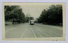 Capital Transit PCC on Pennsylvania Avenue NW.