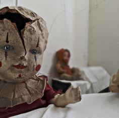 Creepy Dolls, Statue, Art, Art Background, Kunst, Performing Arts, Sculptures, Sculpture, Art Education Resources