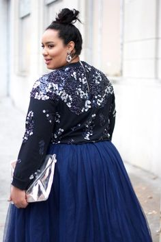 f4fe9707745c 33 Best Plus Size Holiday style images | Holiday fashion, Holiday ...