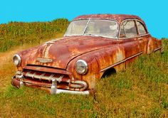 old abandoned cars   Thread: Old Abandoned Car