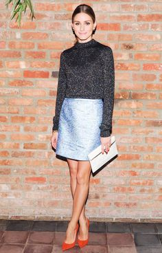 Olivia Palermo can do no wrong, literally.