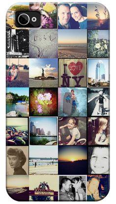 Casetagram - Custom iPhone #case designed with #Instagram photos!