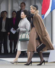 First Lady of China Peng Liyuan Style | POPSUGAR Fashion