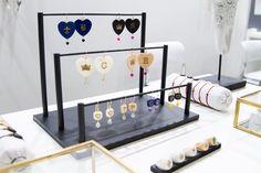#HOMI18 #jewels  #jewelrydesign #jewelryinspiration #earrings #heartshape
