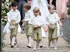 Pippa Middleton's wedding in pictures  - HarpersBAZAAR.co.uk