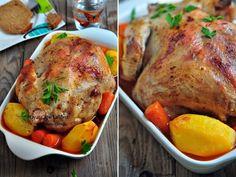 Poşette Tavuk Fırın Poşetinde Tavuk Nasıl Yapılır Tavuğun her hali ayrı lezzetli ve çoğu zaman da pratikliğiyle kurtarıcı yemeklerdendir ama bu fırın poşetinde tavuken pratik hali..Çok sevmeme rağmen gerçek köy tavuğu değilse almıyorum. Malum zararları yüzünden:( Her zaman köy tavuğu bulmak ta mümkün olmadığı veözlediğimiz içinbizim evde tavuk varsa ziyafet var demektir:)Çocuklar kırmızı etten fazlaRead More