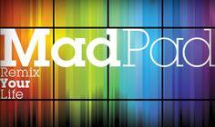 MadPad Ios, Cool Gadgets, Neon Signs, Music, Digital, Printmaking, Musica, Musik, Muziek