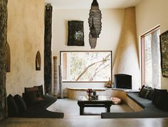 Beach House Designs - Seaside Living: 50 Remarkable Houses Book Photos | Architectural Digest (=)