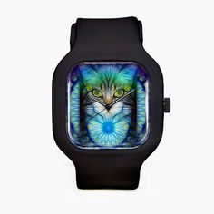 Nature Cat Sport Watch