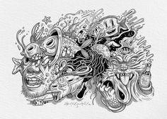 Various Illustration 2016 on Behance