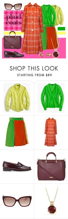 """""""Untitled #1320"""" by moestesoh ❤ liked on Polyvore featuring J.Crew, Moschino, Jean Patou, Bass Weejuns, Dorothy Perkins, Prada, David Yurman and Kate Spade"""