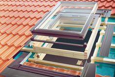 Мансардные окна Velux Premium GGL 3066IS2 Супертеплое (Дерево). Мансардные окна. Мансардные окна цена. Мансардные окна Симферополь.