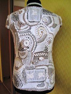 """Irish crochet &: Вязание + """"Весенняя нежность"""""""