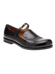 Jil Sander - Mary jane loafer