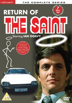 Return of the Saint: The Complete Series [DVD] Network…