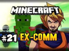 PLANET NAMEK - Minecraft: Ex-Comm Dragon Ball Z Mod w/Nova, SSoHPKC & Slyfox Ep.21