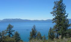 Logan Shoals Vista Point at Lake Tahoe