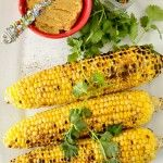 Grilled+Sweet+Corn+with+Chili-Lime+Honey+Butter