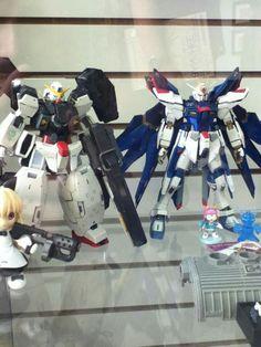 Gundam model expo