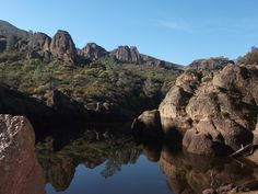 Pinnacles National Park California [OC][4000x3000] http://ift.tt/291yJHk