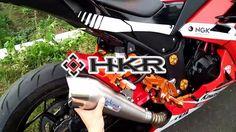 Tes Suara Knalpot Leovince Cobra Titan Kawasaki Ninja 250