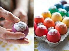 Easter confetti game