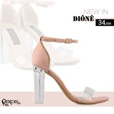 Lovely heels..,must to have! Dione 34,99€  Δωρεάν μεταφορικά για Ελλάδα #musthave #shoes #shoelovers #fashion #fashionista #moda #skg #monday #thessaloniki #style #papoutsia #gunaika #παπουτσια #moda #heels #pink #outfit #springmood