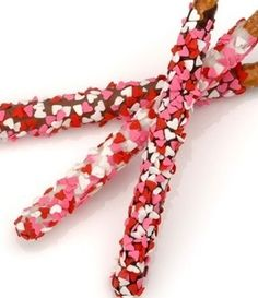 """The class treat they can make themselves and call them """"Love Wands"""""""