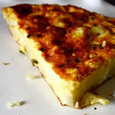 Hakuna Frittata. A frittata: it's like a cross between an omelette and a quiche, but without a gooey inside (shudder) or a tricky crust (which I can be too lazy to make)...