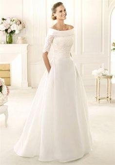 Sabuywedding | 10 Neckline ชุดแต่งงานลุคไหนที่ใช่คุณ
