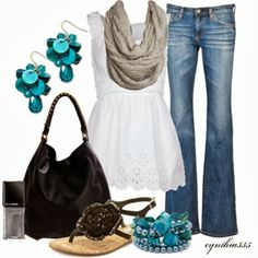 Get Inspired by Fashion: Spring Outfits | Chic and Classy