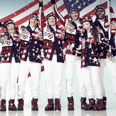 Ralph Lauren Makes Us Want to Be Olympians