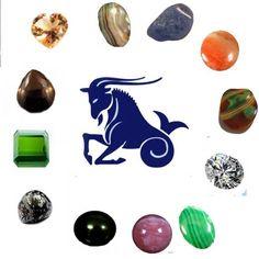 Capricorn Gemstone List