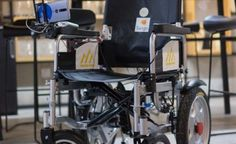 Tanguino, una silla de ruedas autónoma con realidad aumentada #arduino #makers #diy
