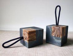 Soap on a rope woodgrain soap