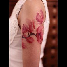 #tattoos #tattooed #tattooistartmag #watercolour #tattooequilattera #thebesttattooartists #watercolortattoo #tattooartmagazine #art #beijing #ink #inkpainting @tattrx @artfido @inkedmag #tattoos #tattooed @lok666 @equilattera