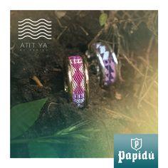 Las piezas de ATI'T YA' son representación de nuestra naturaleza, reflejo de la simplicidad y belleza de Atitlán. #JoyeriaPapidu #PapiduOriginals  #ResponsabilidadSocialEmpresarial