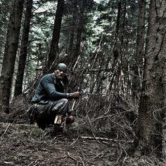 Bushcraft and survival training