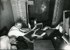 Spiritisme : en fin de séance