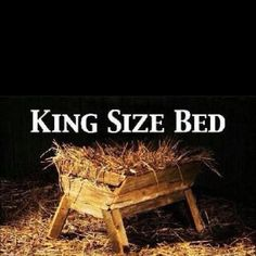 Jesus didn't become a king, he was born one.